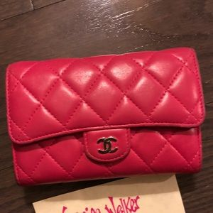 Chanel wallet 💯 authentic!!!